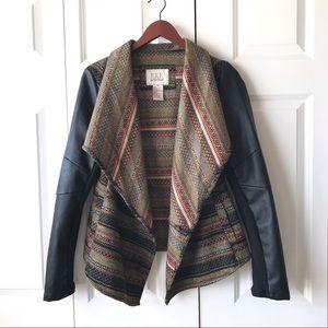BKE Outerwear Cardigan -M